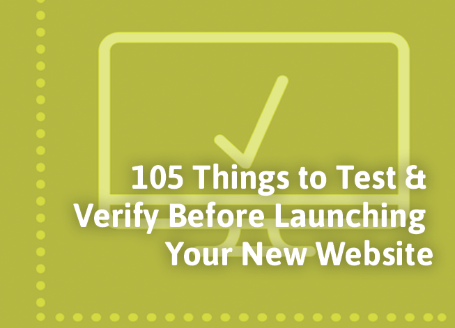 how to launch your website
