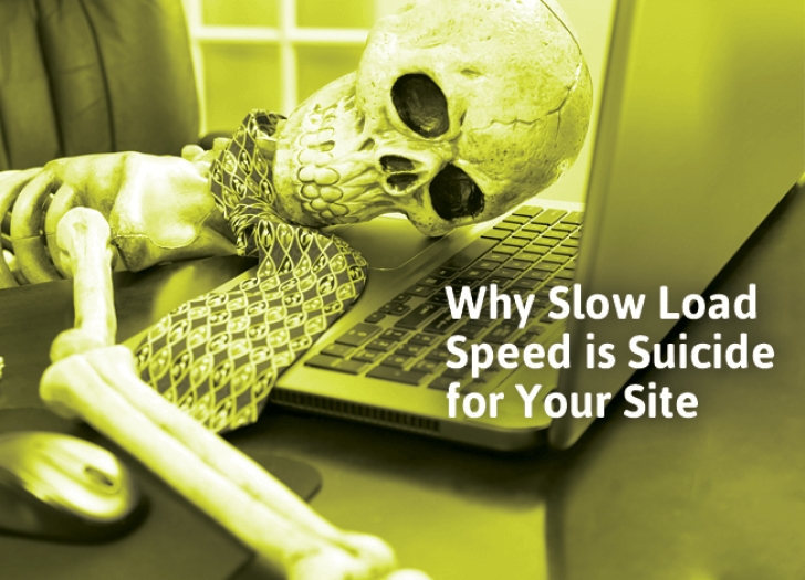 Why Slow Load Speed is Suicide for Your Site